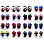 Глазки кукольные в ассортименте