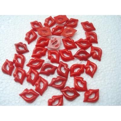 Губки для игрушек красные