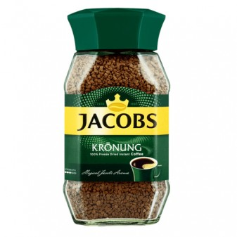 Кофе растворимый Jacobs Monarch 190 г