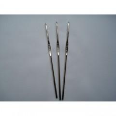 Металлические крючки для вязания Rose в ассортименте