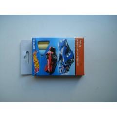 Мольберт полка двухсторонний магнитный крашеный с маркерами, мелками, губкой, магнитиками для бумаги в комплекте