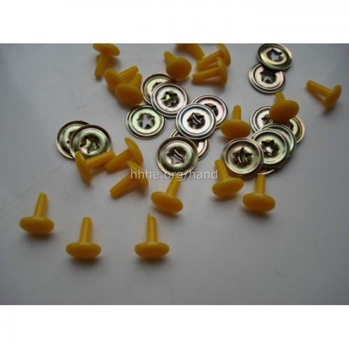 Носик желтый 8 мм