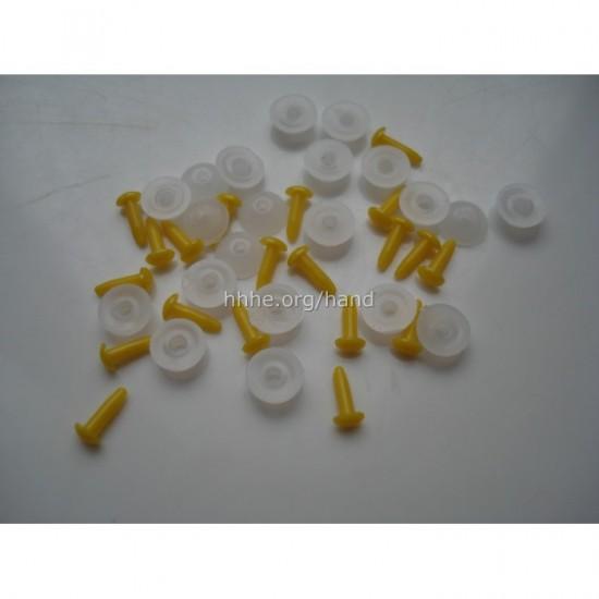 Носик желтый 4 мм