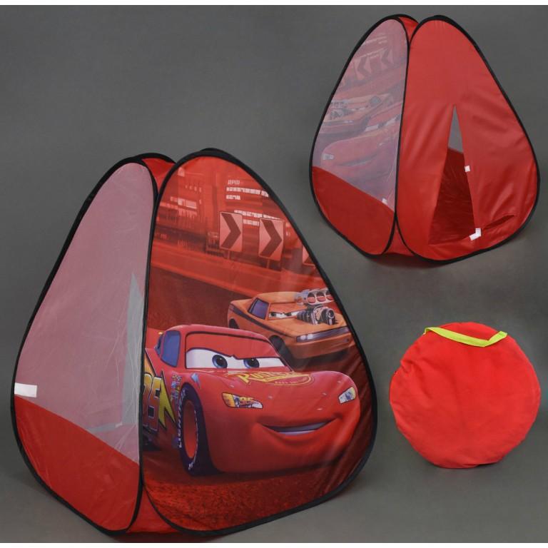 Детская палатка Тачки