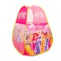 Детская палатка Принцессы розовая
