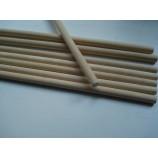 Деревянные палочки для рукоделия диаметр 12 мм длина 30 см