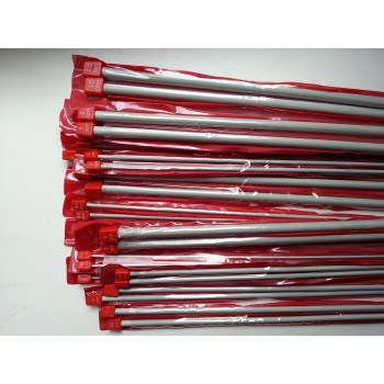 Спицы вязальные прямые тефлоновые поштучно от 2 до 10 мм