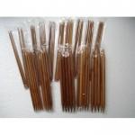Бамбуковые чулочные спицы набор