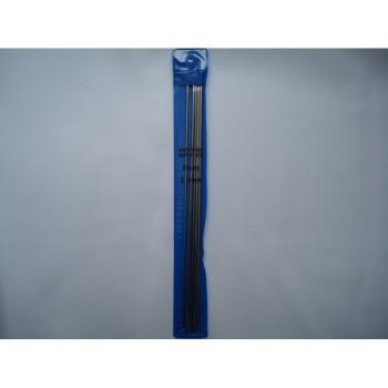 Спицы носочные металлические в ассортименте поштучно от 2 до 4 мм
