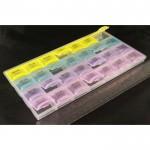 Емкость для бисера на 28 деление цветной