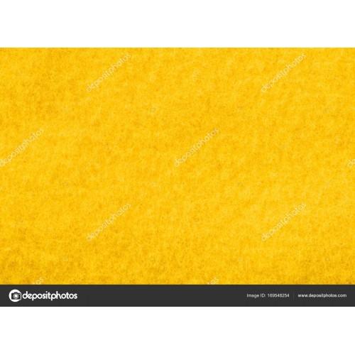Фетр желтый для рукоделия