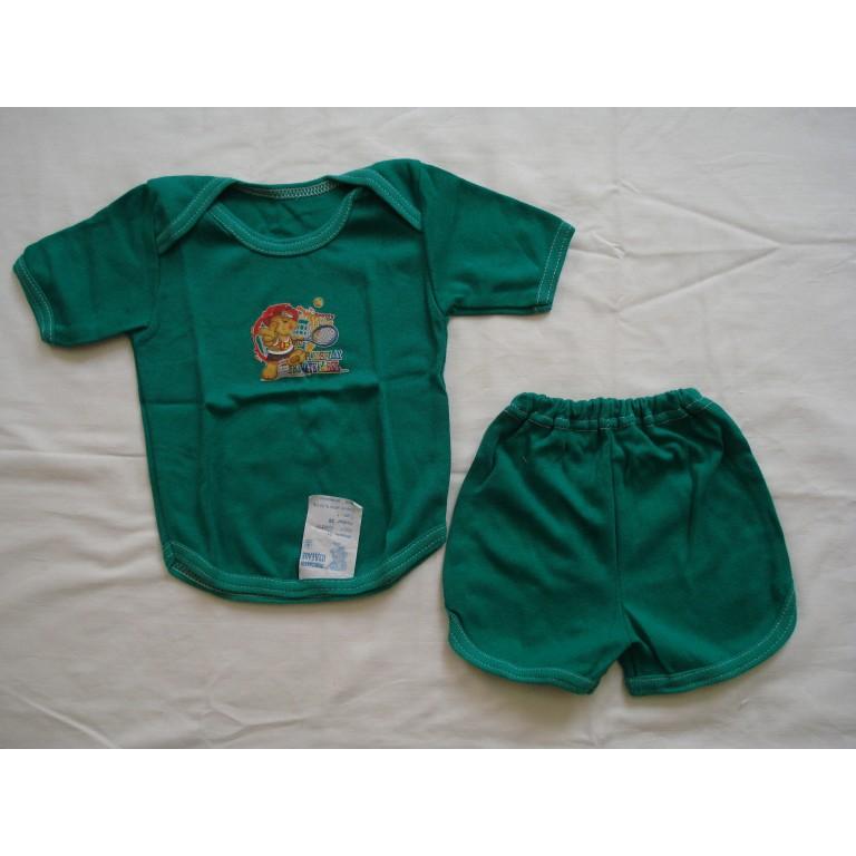 Комплект шортики и футболка для малыша