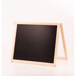 Доска для рисования односторонняя не магнитная