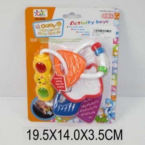 Погремушка для малыша 306E