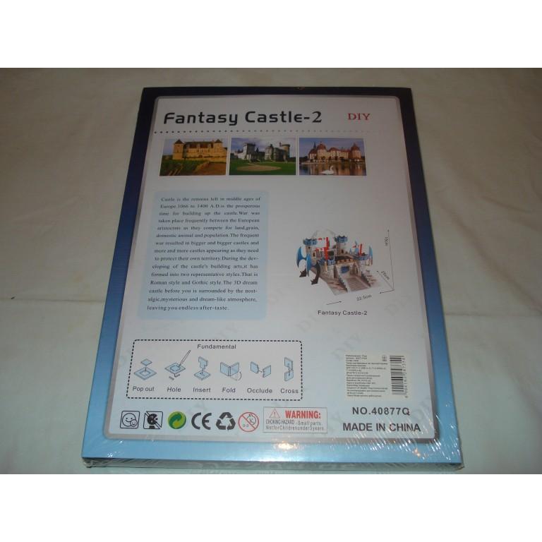 Пазлы 3D 40877-PQR в коробке